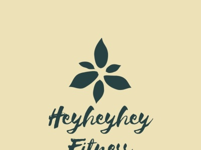 Fitness Minimal Logo vector logo professional branding minimal design illustration fitness