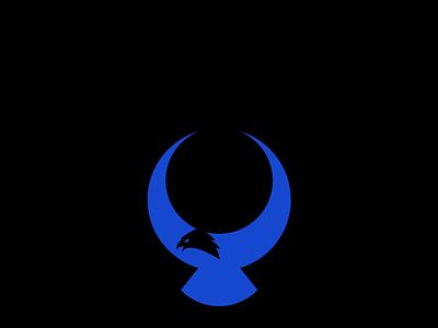 Eagle creative logo eagle logo unique logo icon logo vector simple branding professional minimal illustration design