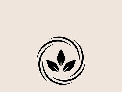 Black Eco logo design black logo unique logo creative logo professional minimal illustration
