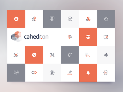 """cahedr"" iconset icongrapher icongraphy icons set interface crypto cryptowallet icondesign ui icons design iconography icons pack iconset icons"