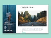 Journal – Blog Jekyll Theme