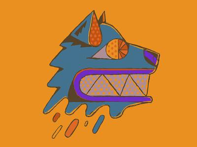 big bite illustration