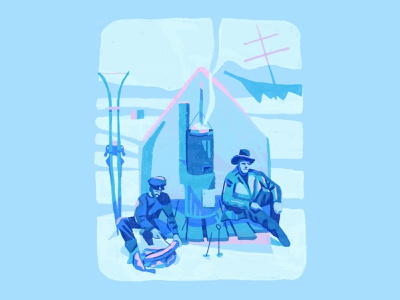 shackleton illustration
