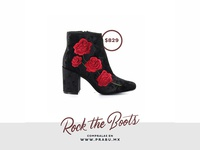 Rock The Boots
