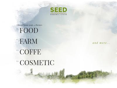 Seed Wordpress Theme