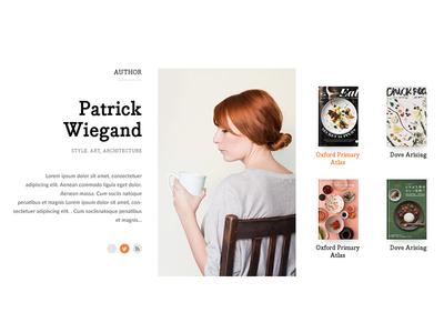 BEBO - Book/Author Landing Page - theme Wordpress by Beautheme ...