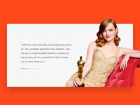 Film Festival – Hot Award Winner Women Free Design Template