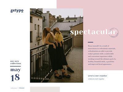 Eleganza - Typeface Combination modern elegant find font trendy mixing font fonts combinations google font free font guides  resources web font typo
