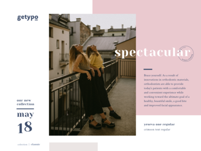 Eleganza - Typeface Combination