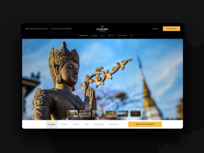 Luxury Travel Agency Vietnam