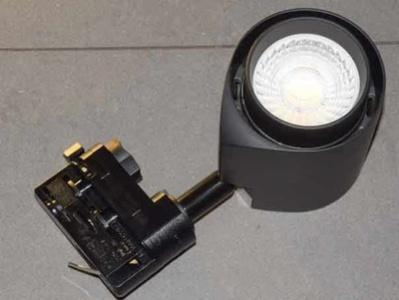 22W LED Stromschienenstrahler CRI92 verschiedene Lichtfarben led stromschienenstrahler