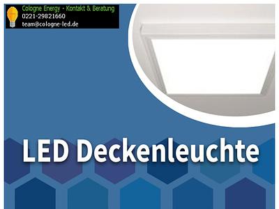 LED Deckenleuchte led deckenleuchte