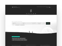 SpacedChallenge UI/UX & Branding