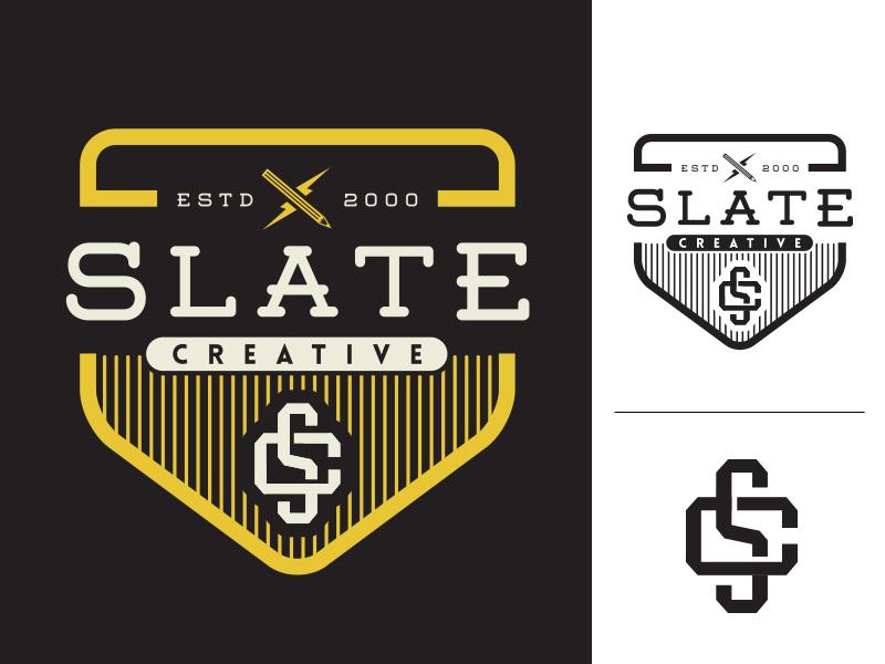 Slate Creative Logo