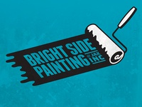Bright Side Painting Logo