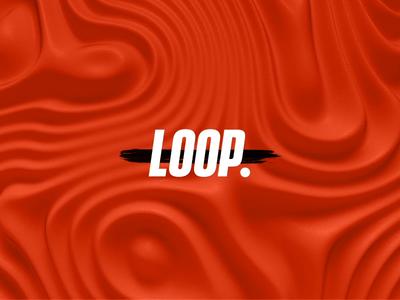 Loop. Loop. solidangle cinema4d motion graphics after effects arnoldrender animation motiondesign 3d motion design cinema 4d