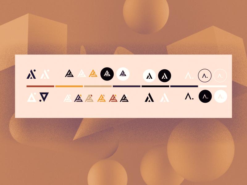 New branding. ux typography logo after effects motion motion graphics animation octane arnold redshift cinema 4d illustration motion design branding
