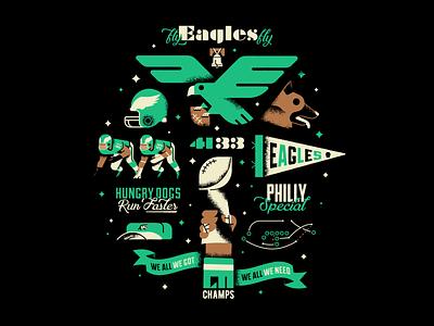 Super Bowl Champions lombardi helmet football eagle sports nfl super bowl philadelphia eagles