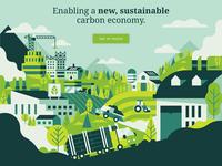The Carbon Economy