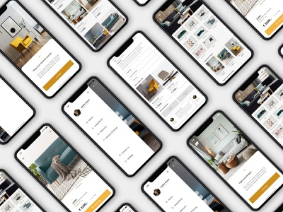 Maynooth Mobile UI/UX branding ui app ux mobile design design mobile ui ui  ux