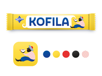 KOFILA packaging concept