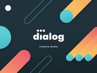 dialog visual identity