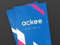 Ackee brochure
