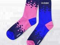 Ackee brand socks