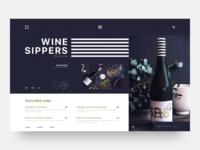 Wine Club Concept