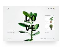 Plant Junkie Landing Page