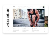 Urban Athlete Homepage