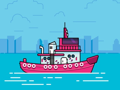 Tugboat 365 Project Day 3