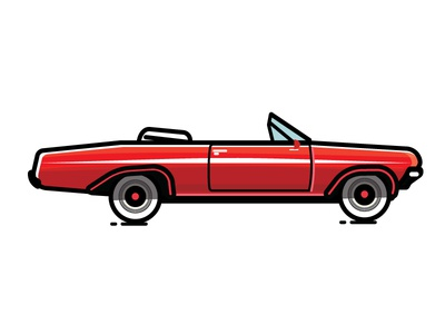 365 Project 19/365 1964 Buick Skylark Convertible