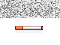 Cigarete texture test