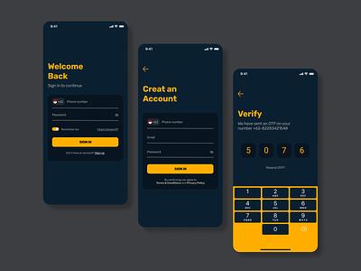 Verification Page design design app uix uiuxdesigner uiux design uiuxdesign ui design uidesign ui  ux uiux ui verification