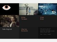Yada Digital Website