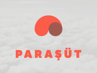Logo With Clouds Backdrop