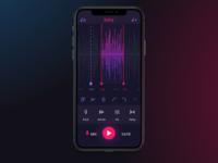 Audio Edit App