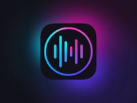 Audio Edit App Icon