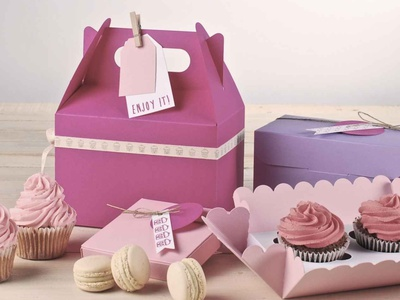 Attractive Pastry Boxes