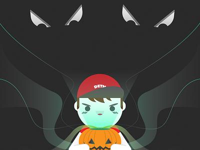 black magic black magic green magic jack o lantern halloween