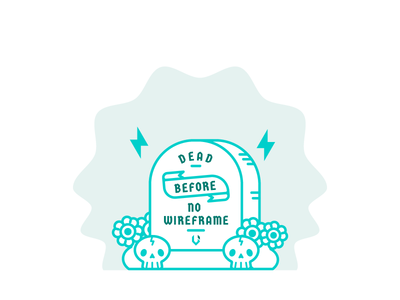 Dead before no wireframe wireframe tombstone skulls skull varangard