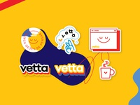 Vetta Stickers