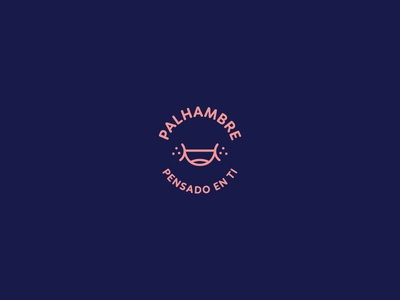 Pal'Hambre icons mouth icon brand identity hungry food food logo brand