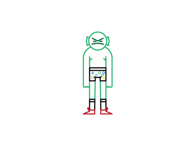 Creature from the hipster Lagoon halloween vector illustration illustration character design icon vector monster merman