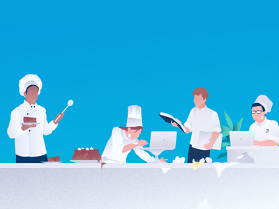 Medium Cover - Understanding and fixing N+1 query cooking class query kitchen chef cover medium article dev team developer tools chocolate developer code cooking article cover medium cover article design design team illustration character illustration
