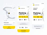 Parking App Concept