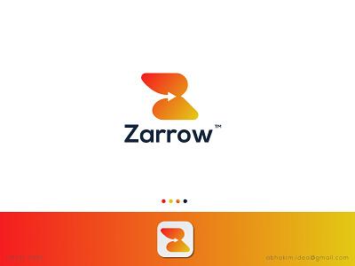 Modern Z Letter Logo z zletterlogo zletter zarrow logoplace letter logo modern logo logomaker logoinspiration logomark branding logodesigner creative logo logodesign