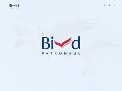 Bird Patronage Logo, Bird Logo, Modern Minimalist Logo logo branding flat logo minimal logo logo maker logo logos logomark logodesigner branding logodesign creative logo minimalist logo modern minimalist logo bird care logo bird patronage birdshop logo bird logo bird