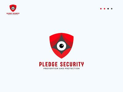 Security Logo, Modern minimalist Logo logo maker logo place modern logo flat logo minimalist logo minimal logo pledge security logo security security logo design logo logos logomark logodesigner branding logodesign creative logo modern minimalist logo